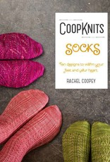 COOPKNITS SOCKS VOLUME 1 by RACHEL COOPEY