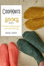 COOPKNITS SOCKS VOLUME 2 by RACHEL COOPEY