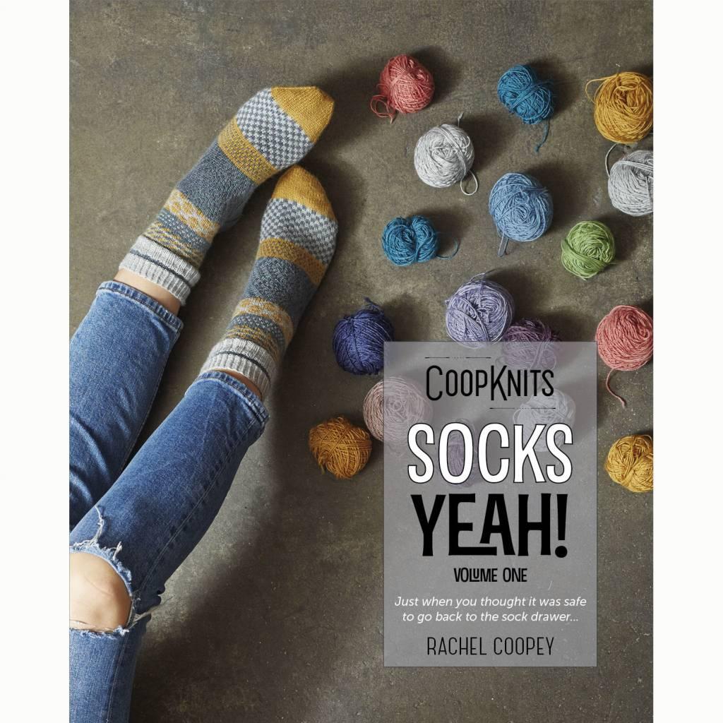 COOPKNITS SOCKS YEAH! VOLUME 1 by RACHEL COOPEY