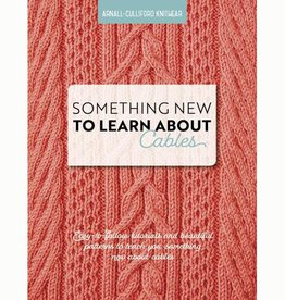 SOMETHING NEW TO LEARN ABOUT CABLES by ARNALL CULLIFORD