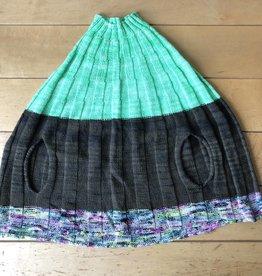 Westknits Westknits Sample Poncho in Aran Weight Wool