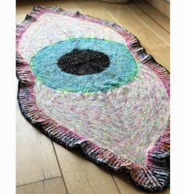 Westknits Westknits Sample Eyeball Blanket