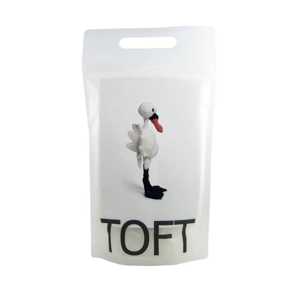 TOFT MARGOT THE SWAN KIT - ENGLISH