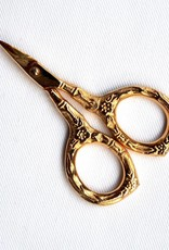 Kelmscott Designs ELIZABETH I SCISSORS - GOLD