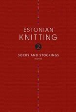 ESTONIAN KNITTING 2 SOCKS AND STOCKINGS by ANU PINK