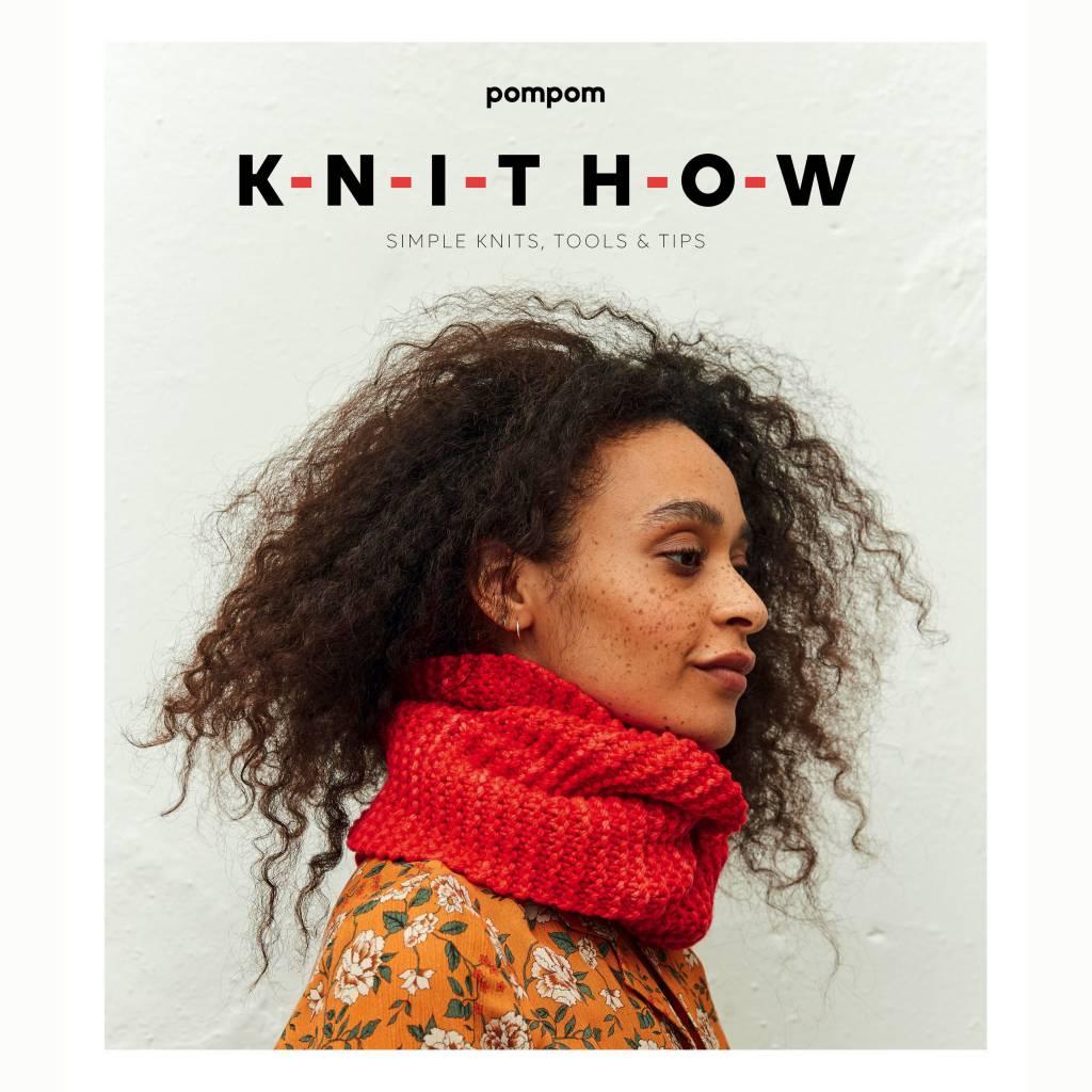 Pom Pom Publishing KNITHOW by POM POM