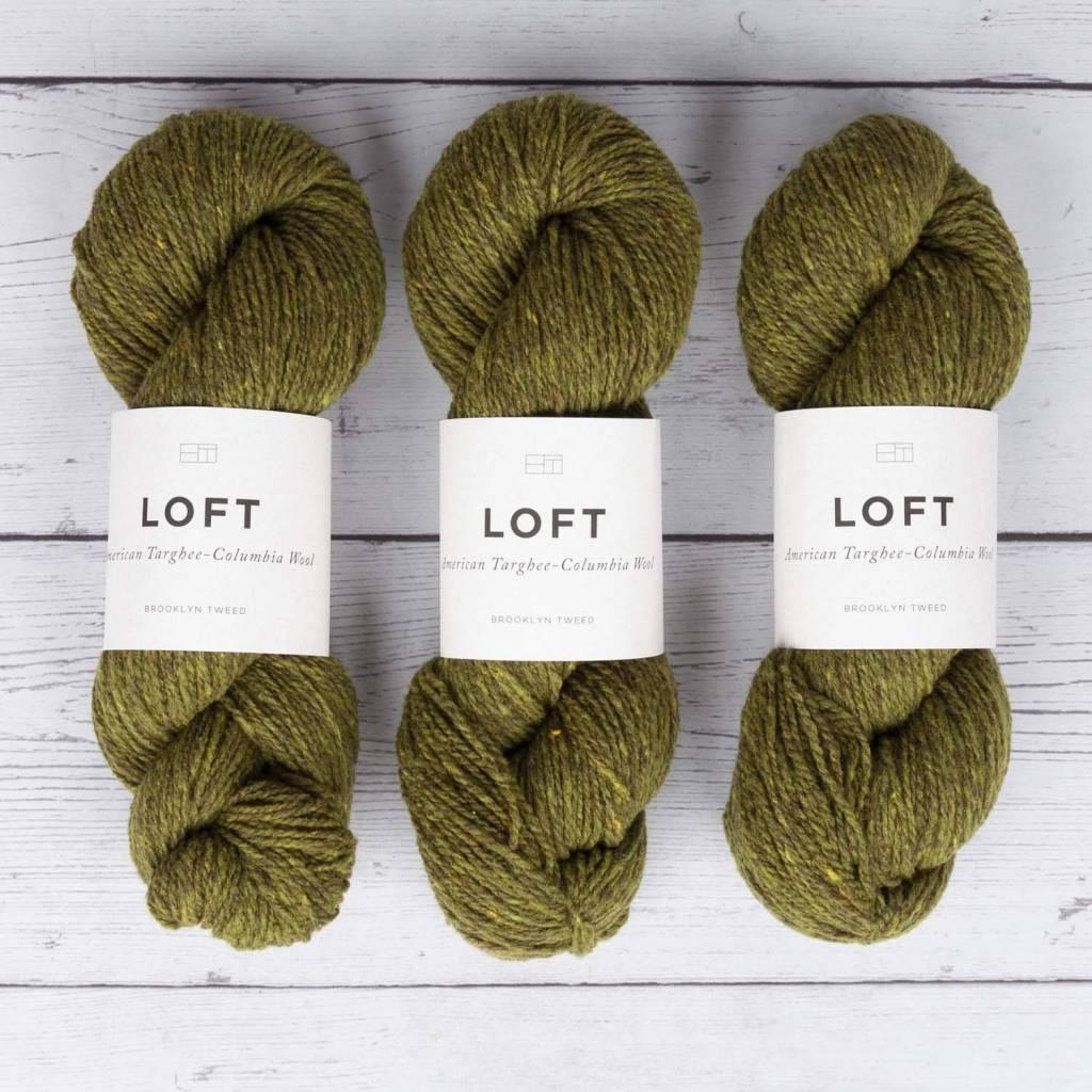 Brooklyn Tweed LOFT TENT