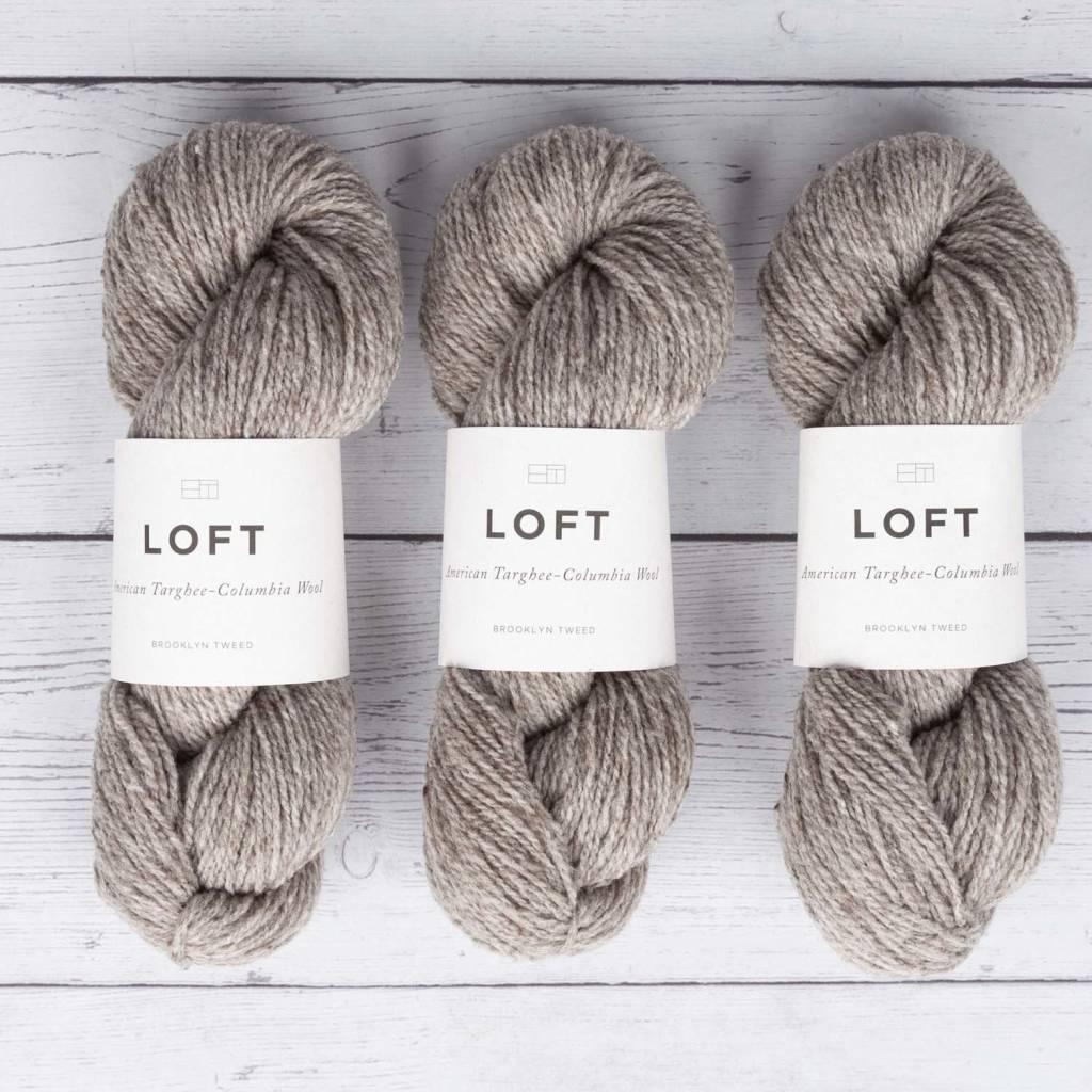 Brooklyn Tweed LOFT WOODSMOKE