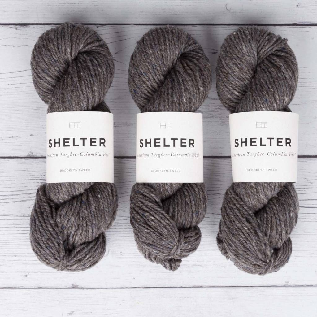 Brooklyn Tweed SHELTER STORMCLOUD