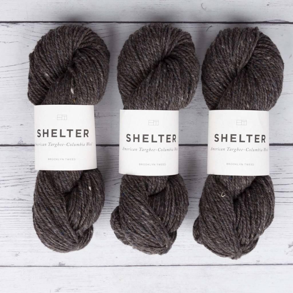 Brooklyn Tweed SHELTER TRUFFLE HUNT