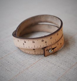 I Love Handles WRIST RULER - NATURAL