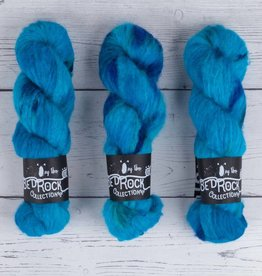 QING FIBRE MELTED BABY SURI - TEAL
