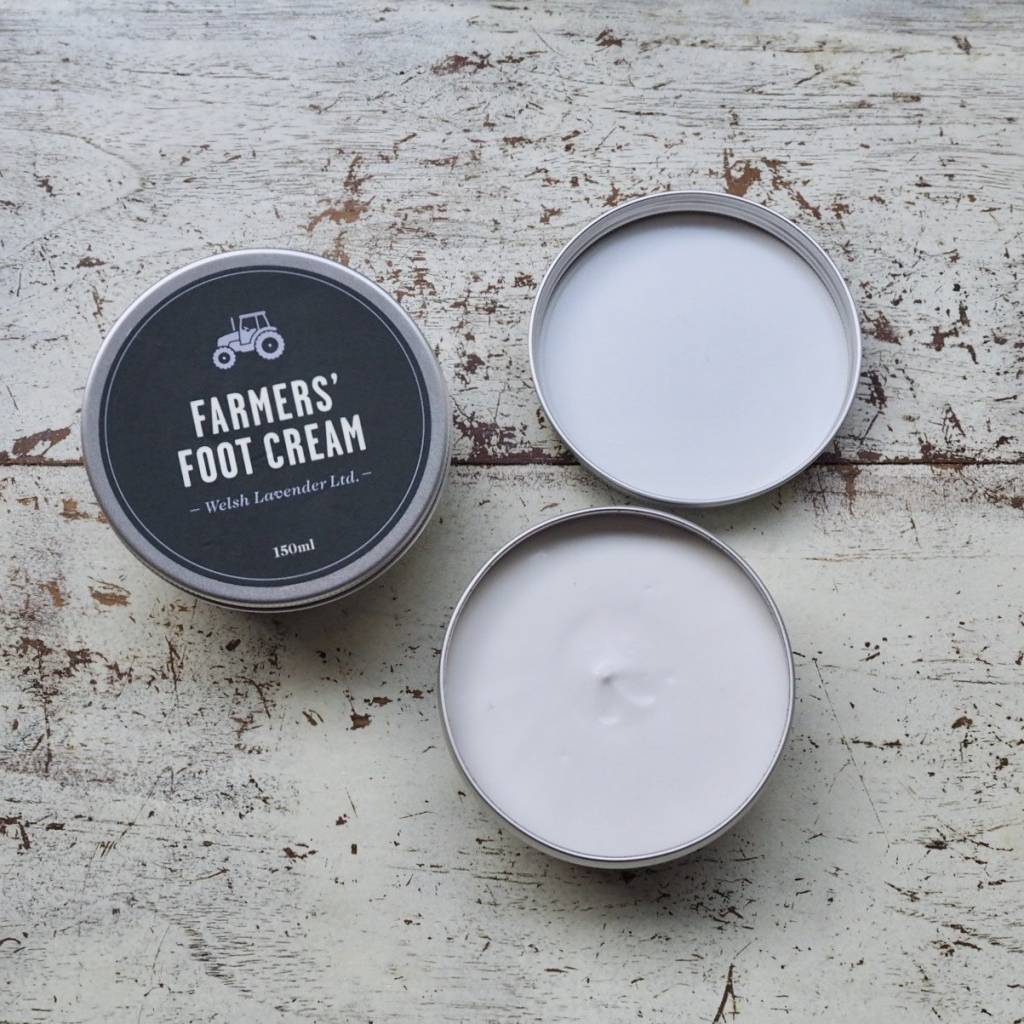 farmers foot cream