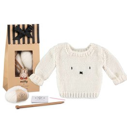 Stitch & Story MIFFY/NIJNTJE SWEATER KNITTING KIT