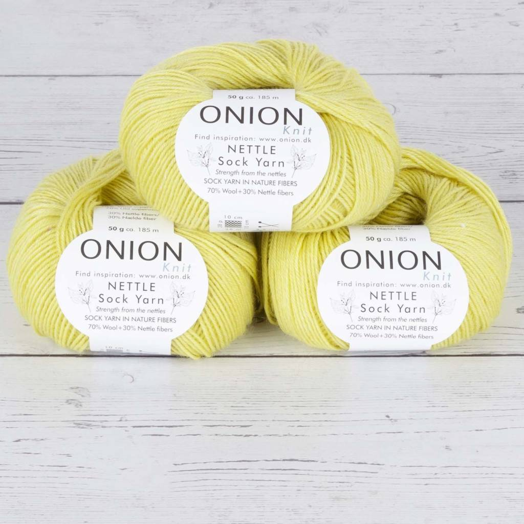 Onion NETTLE SOCK V1019