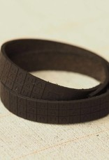 I Love Handles BRIOCHE WRIST RULER - DARK BROWN