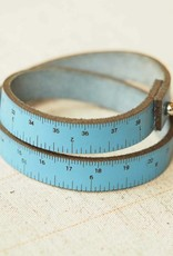 I Love Handles WRIST RULER - BLUE
