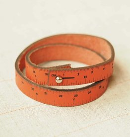 I Love Handles WRIST RULER - ORANGE