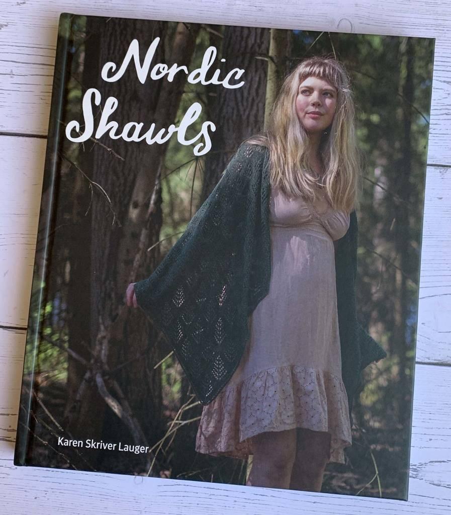 NORDIC SHAWLS by KAREN SKRIVER LAUGER