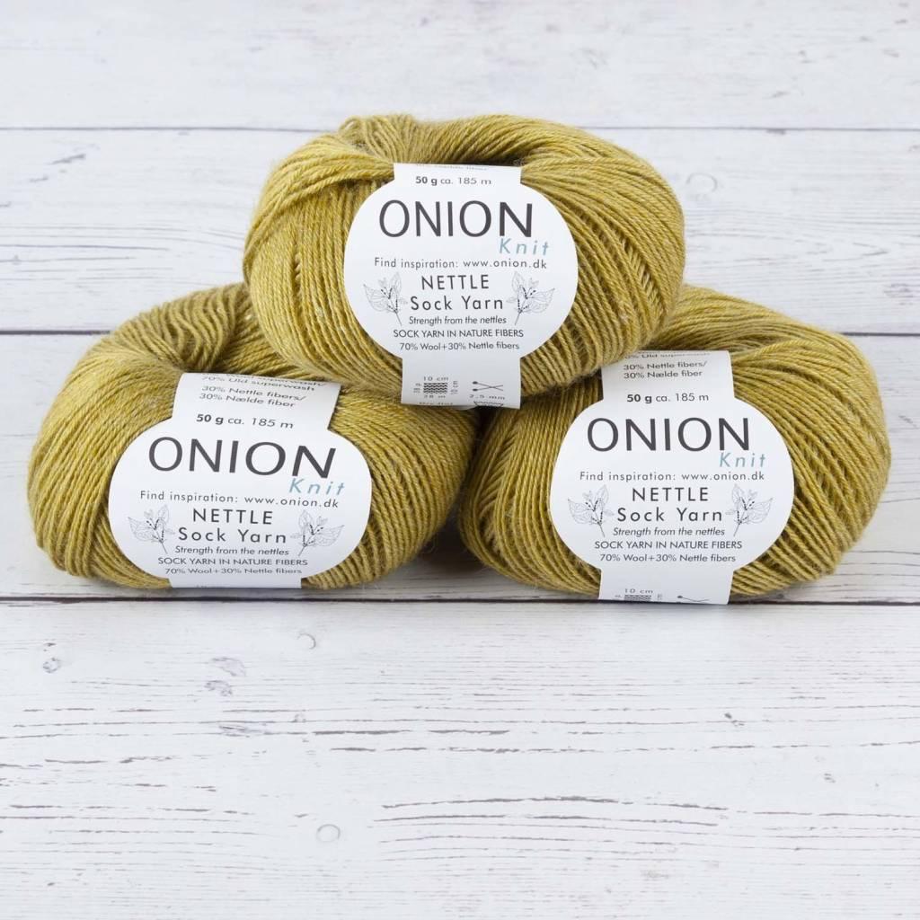 Onion NETTLE SOCK V1030