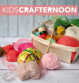 27 MARCH - KIDS CRAFTERNOON