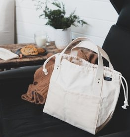 Fringe Supply Co. TOWN BAG - NATURAL