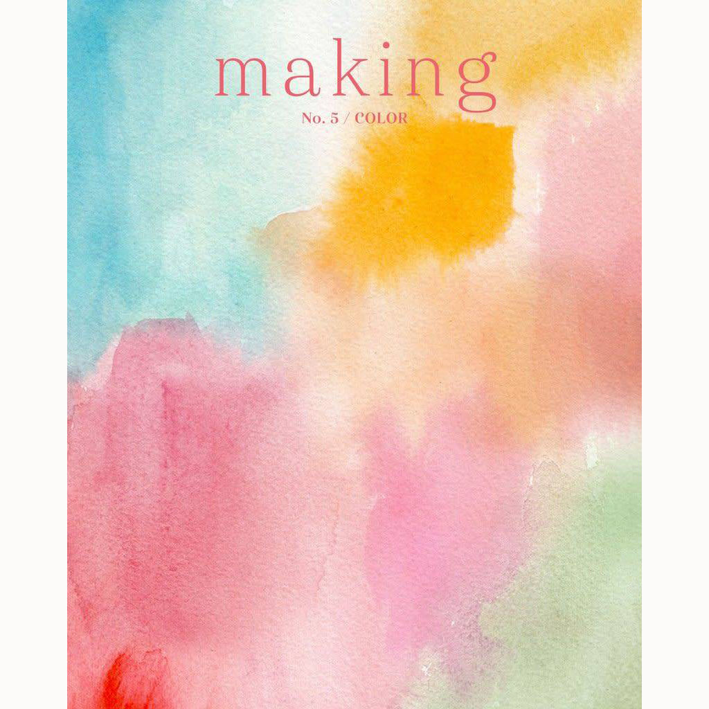 Making MAKING NO. 5 - COLOR