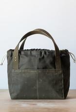 Fringe Supply Co. TOWN BAG - OLIVE