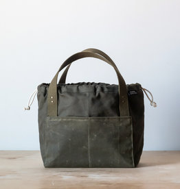 Fringe Supply Co. TOWN BAG - OLIVE
