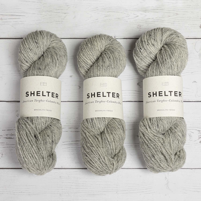 Brooklyn Tweed SHELTER SNOWBOUND