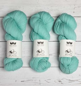 West Wool BICYCLE AQUAMARINE