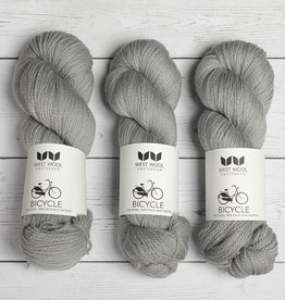 West Wool BICYCLE DUTCH SKY