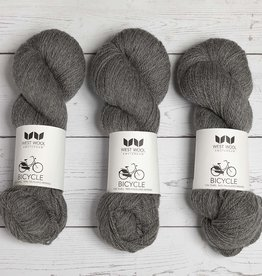 West Wool BICYCLE FRENCH GREY