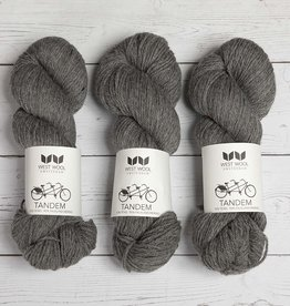 West Wool TANDEM FRENCH GREY