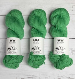 West Wool TANDEM GRASS GREEN