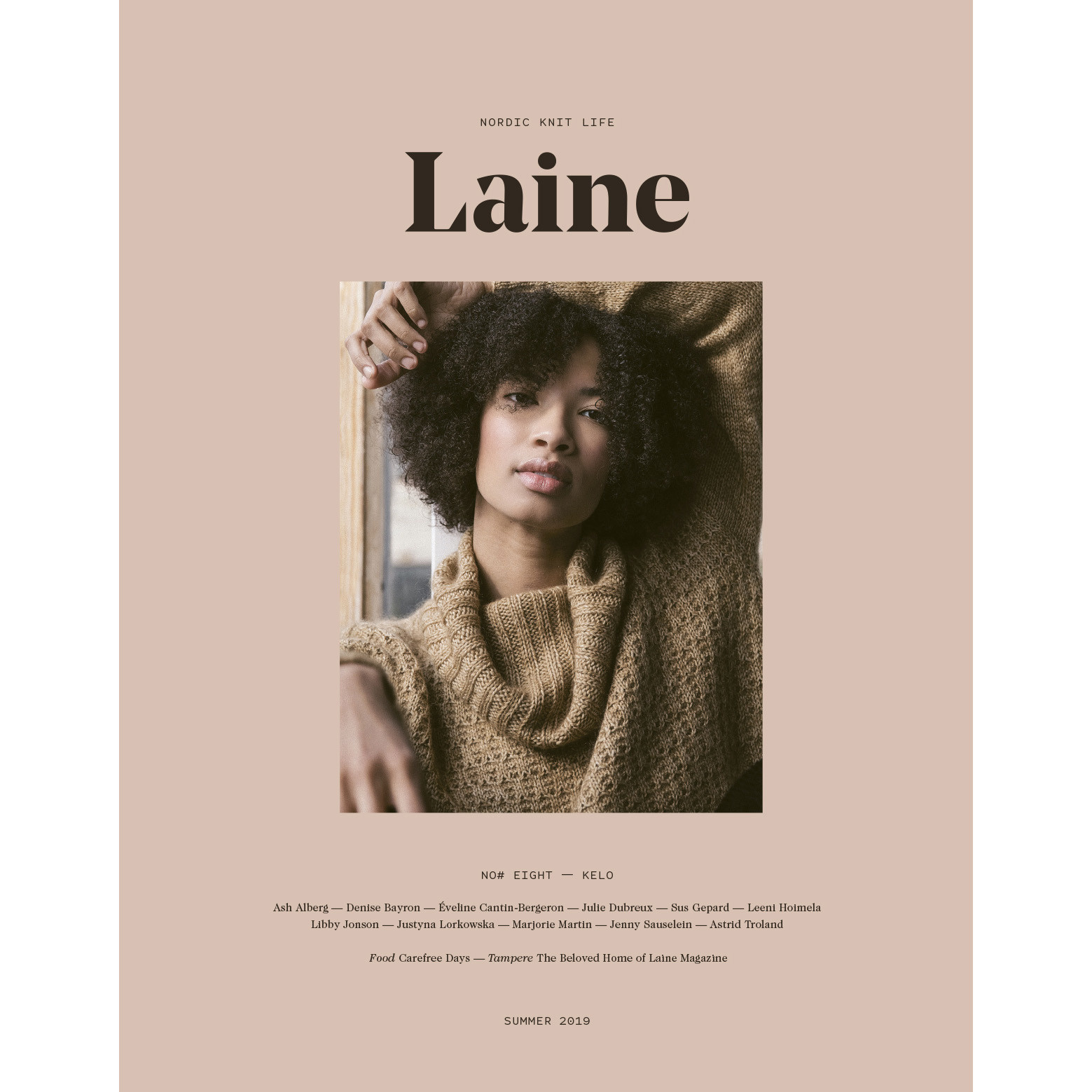 Laine LAINE NORDIC KNIT LIFE ISSUE 8