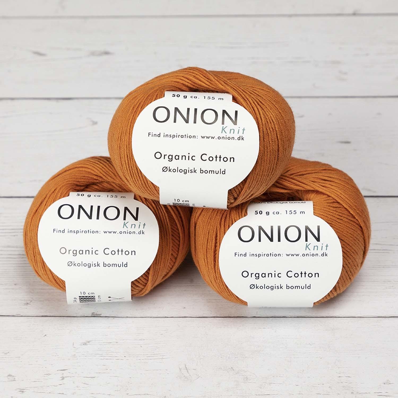 Onion ORGANIC COTTON V107