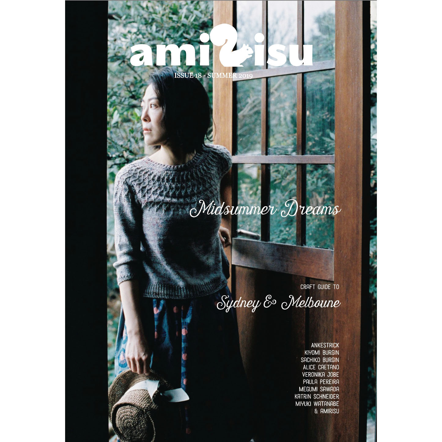 Amirisu AMIRISU ISSUE 18 SUMMER 2019