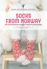 SOCKS FROM NORWAY by NINA SÆTHER