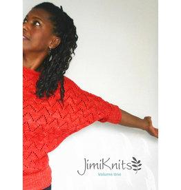 Jiminez Joseph JIMIKNITS VOLUME 1 by JIMENEZ JOSEPH