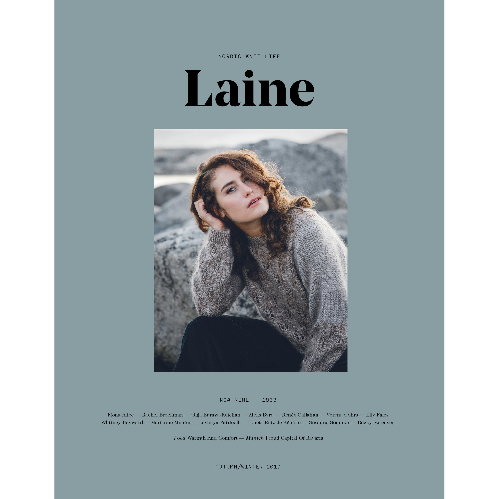 Laine LAINE NORDIC KNIT LIFE ISSUE 9