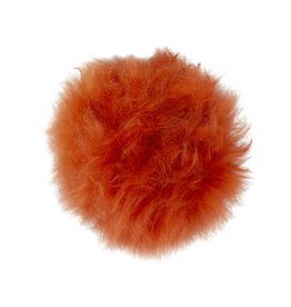 TOFT ALPACA POM POM ORANGE