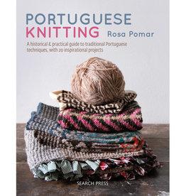Search Press PORTUGUESE KNITTING by ROSA POMAR
