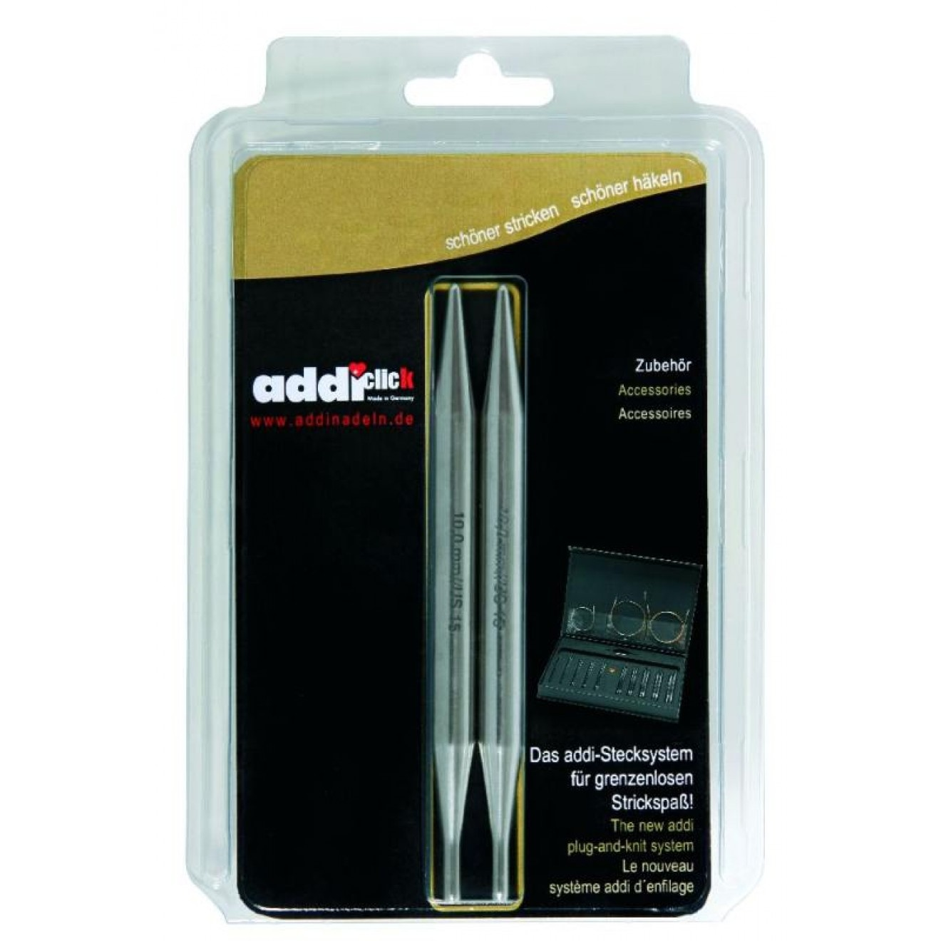 Addi ADDI CLICKS BASIC LONG TIPS
