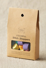 Cocoknits STITCH STOPPERS - BRIGHT