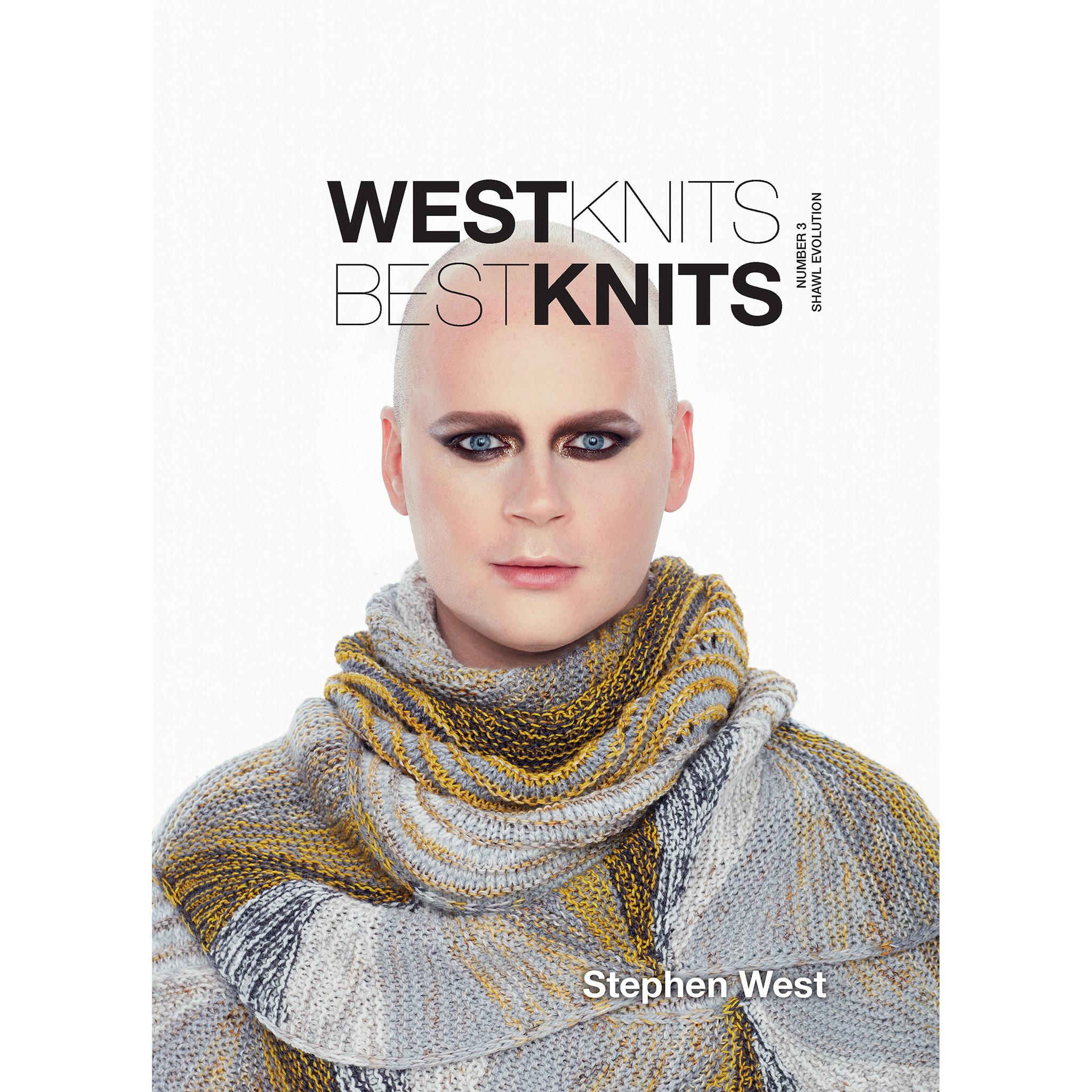Westknits WESTKNITS BESTKNITS 3: SHAWL EVOLUTION