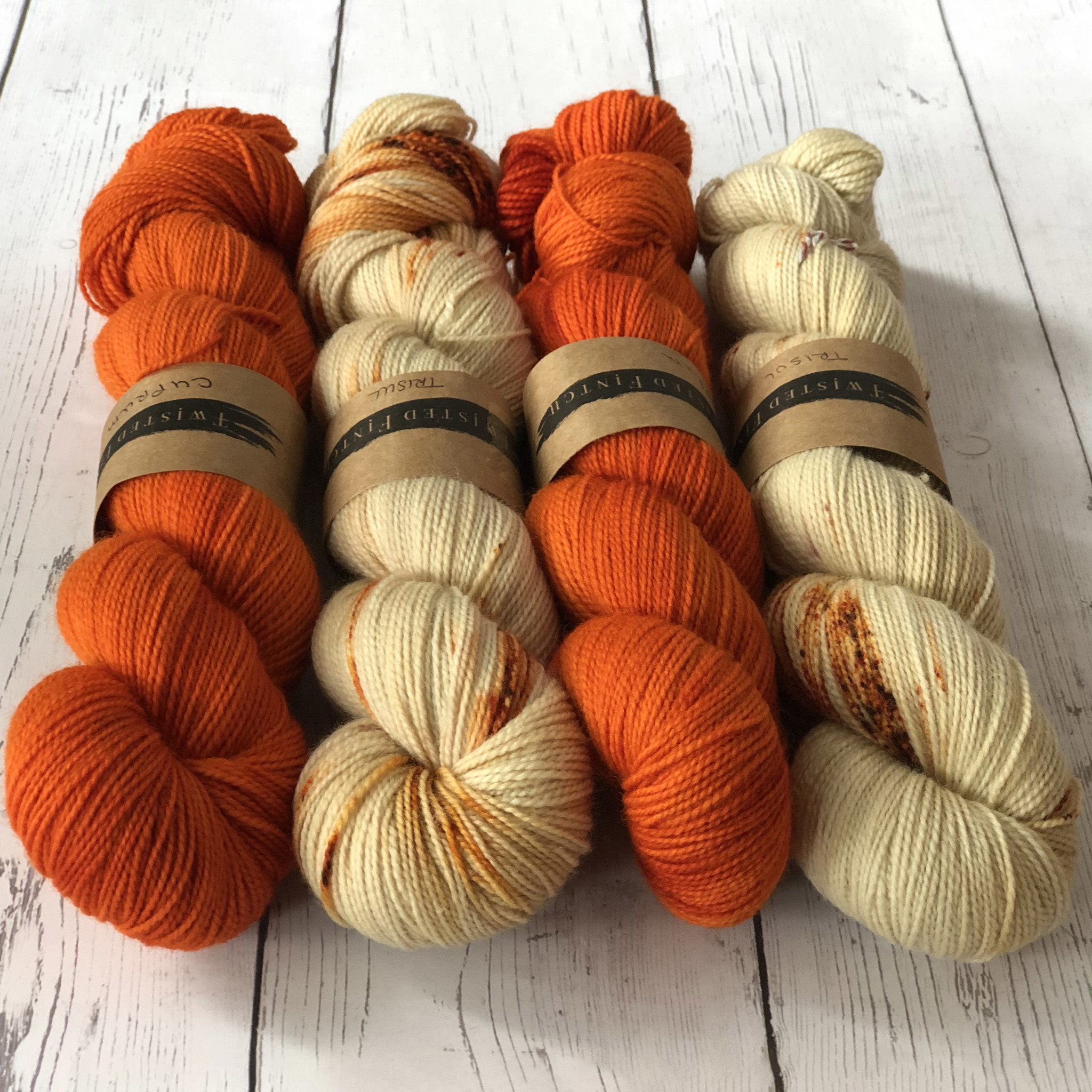 Westknits TWO PLUS TWO - KIT E9