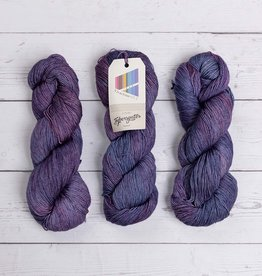 Fyberspates VIVACIOUS 4 PLY - 628 BLUEBERRY IMPS