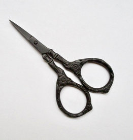 Kelmscott Designs TUDOR ROSE SCISSORS - PRIMITIVE