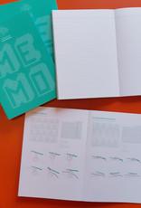 Molla Mills MEMO BOOKS by MOLLA MILLS